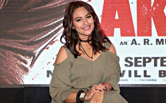 I wouldn't have done anything different in my career: Sonakshi