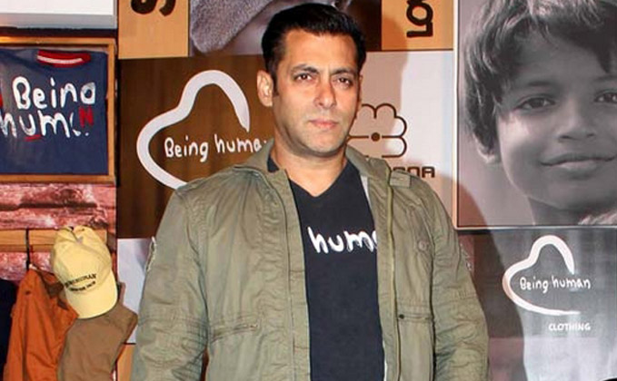 I'm supporting myself with my production banner, says Salman