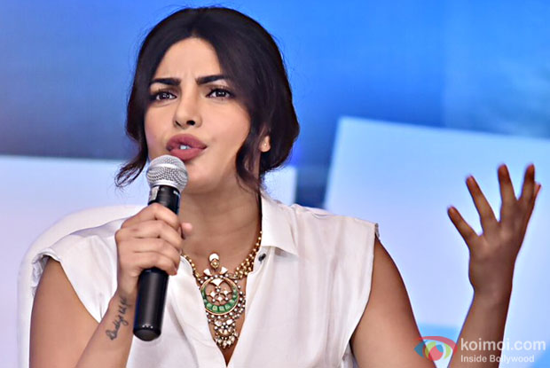 I'm very patriotic, but why hang only artistes: Priyanka Chopra
