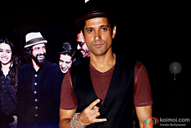 It is the continuous journey of Magik: Farhan Akhtar