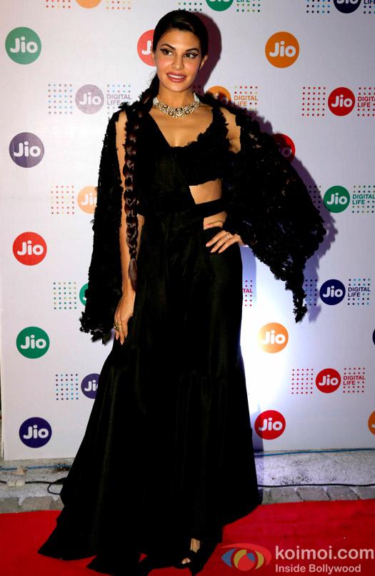 Jacquelinde Fernandez During The Jio MAMI 18th Mumbai Film Festival - Opening ceremony