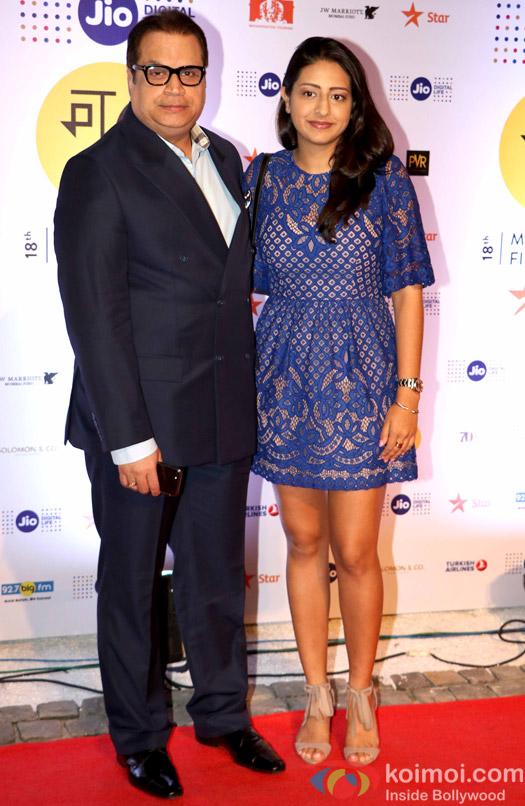 Ramesh Taurani During The Jio MAMI 18th Mumbai Film Festival - Opening ceremony