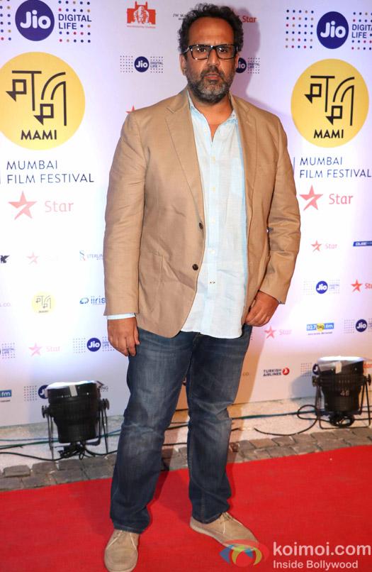 Anand Rai During The Jio MAMI 18th Mumbai Film Festival - Opening ceremony