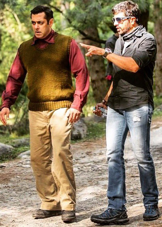 Kabir Khan talks of 'great walk' with Salman
