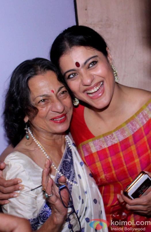 Kajal and Tanuja