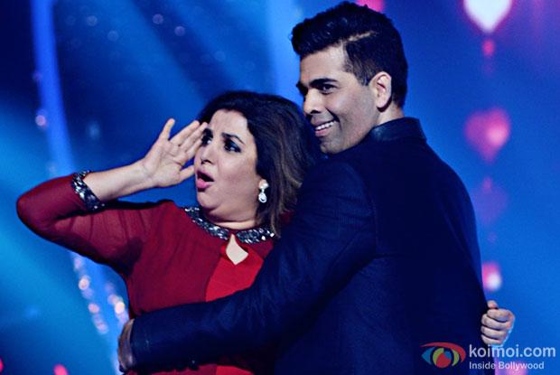 Karan Johar 'stressed out' and said all what he feels: Farah Khan