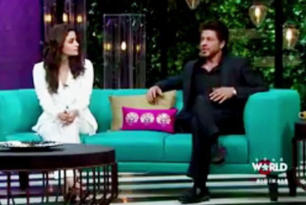 Koffee With Karan Season 5 Opener With SRK And Alia Bhatt