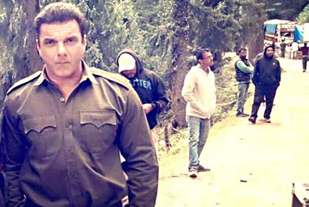 Leaked: Sohail Khan's Look From Salman's Tubelight