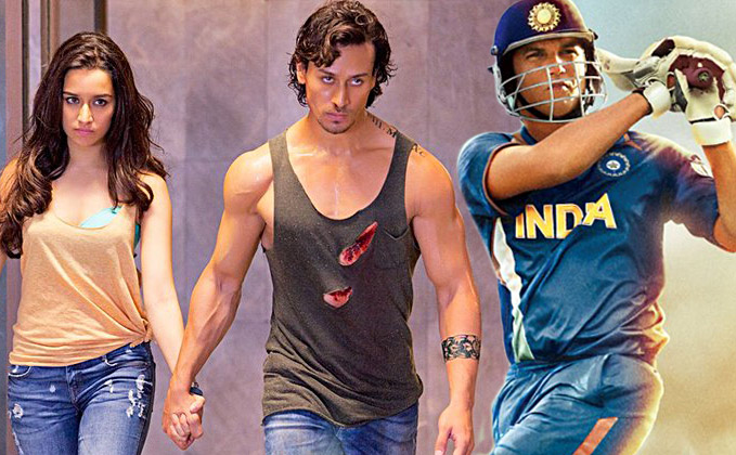 M.S. - The Untold Story Beats Baaghi; Becomes 6th Highest Weekend Grosser On Its 2nd Day