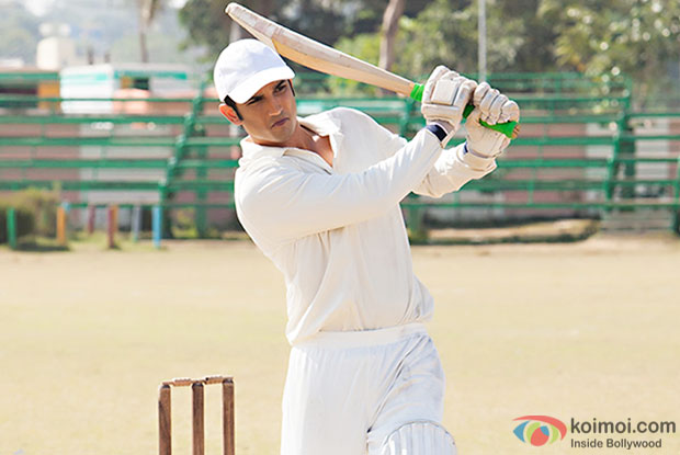 M.S. Dhoni - The Untold Story biggest earning biopic in Indian cinema, claim makers
