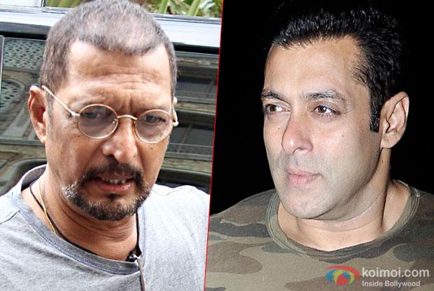 Nana Patekar Slams Salman Khan On His Support For Pakistani Actors