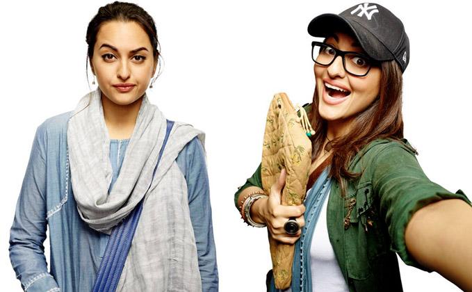 Not playing Pakistani journalist in 'Noor': Sonakshi Sinha