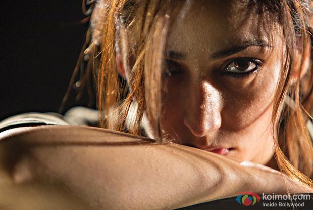 OMG!!! Yami Gautam astounds us with her intense look in Sarkar 3