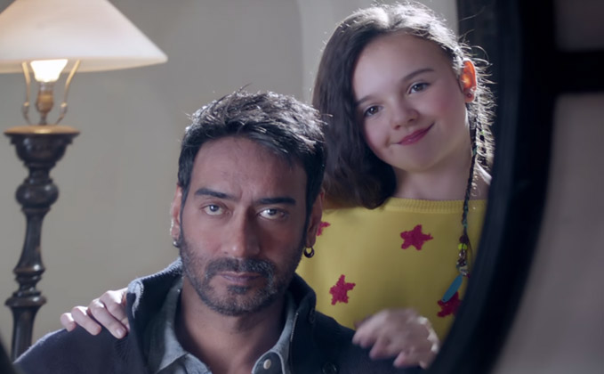 Raatein Song From Shivaay| Ft. Ajay Devgn & Abigail Eames
