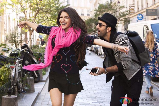 Anushka Sharma and Ranbir Kapoor in a still from Ae Dil Hai Mushkil