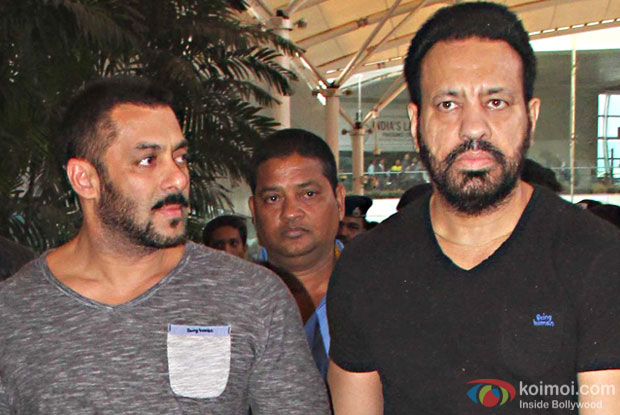Salman's Bodyguard Shera Booked By Mumbai Police