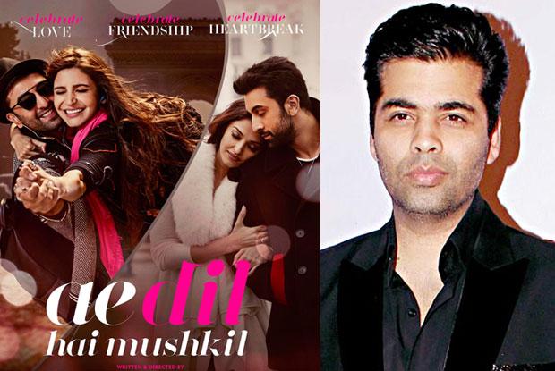 See you at the cinemas on October 28: Karan Johar