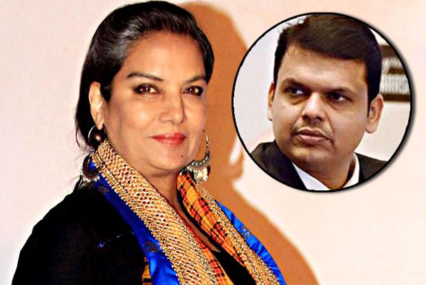 Shabana Azmi Slams Maharashtra CM's Decision In ADHM Row