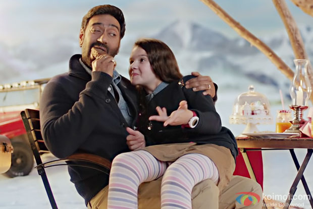 Shivaay Music Review