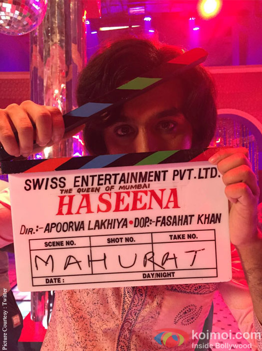 Shraddha Kapoor Starrer Haseena Goes On Floor