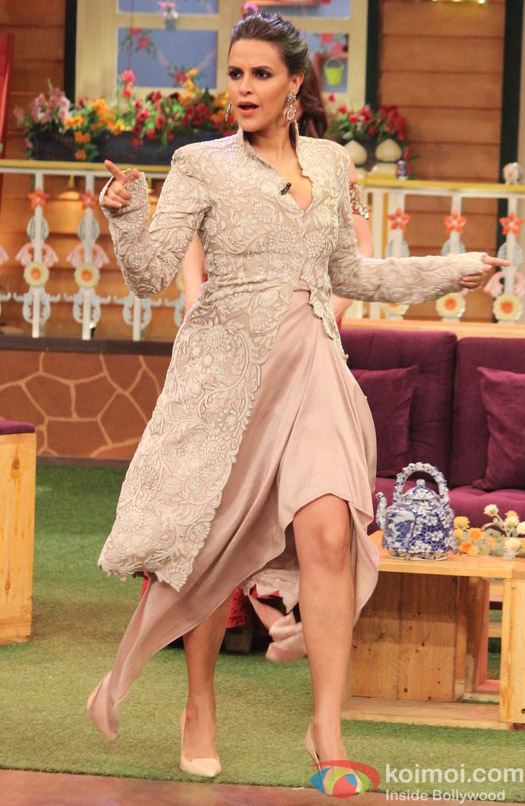 Neha DhupiaThe Kapil Sharma Show