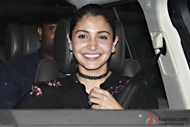 Anushka Sharma during the special screening of movie Ae Dil Hai Mushkil at lightbox