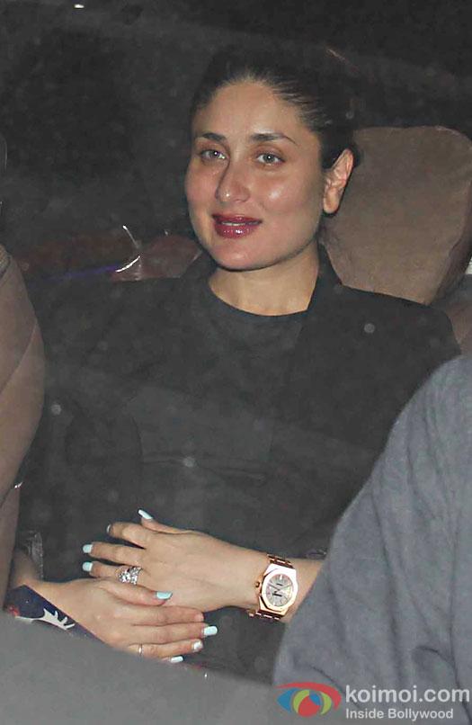 Kareena Kapoor Khan during the special screening of movie Ae Dil Hai Mushkil at lightbox