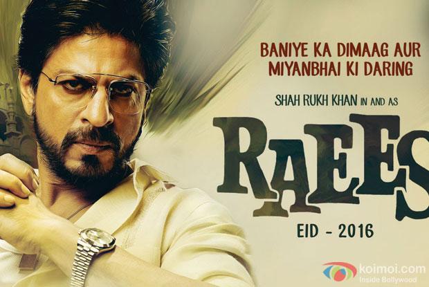 Shah Rukh Khan To Present Raees Trailer On His 51st Birthday?
