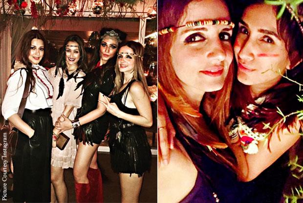 Sussanne Khan's Coachella Birthday Bash With Gal Pals Looks Super Fun