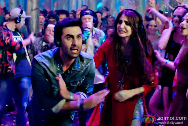 The Breakup Song - Ae Dil Hai Mushkil | Ranbir Kapoor And Anushka Sharma