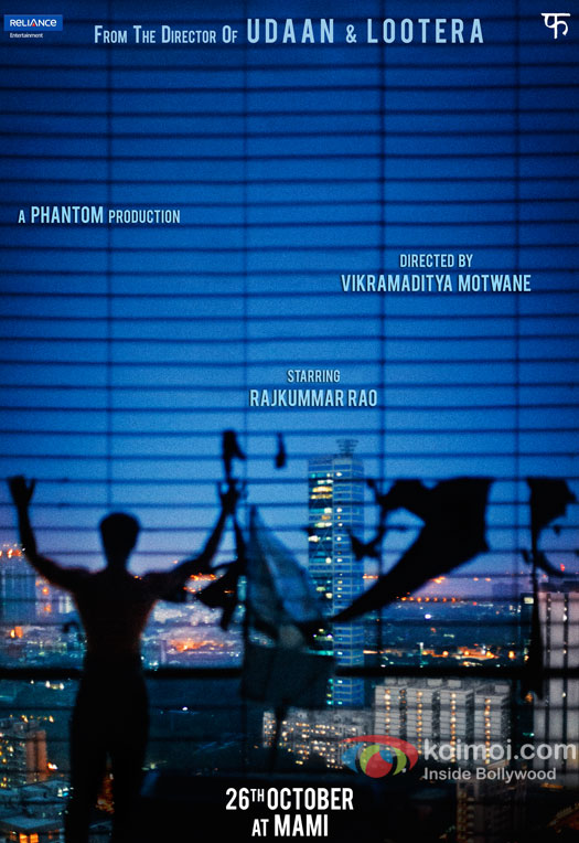 This Rajkumar Rao film poster has NO Title, find out why!