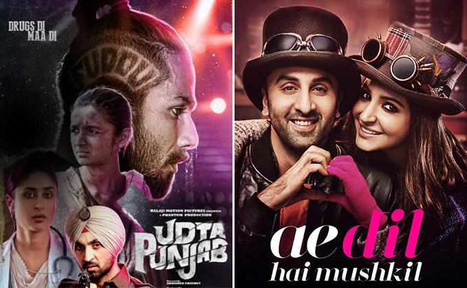 Ae Dil Hai Mushkil Beats Udta Punjab; Becomes 9th Highest Weekend Grosser