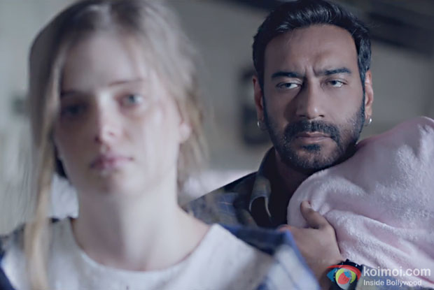 Watch 2nd Trailer Of Shivaay| Ft. Ajay, Erika & Sayyeshaa