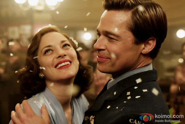 Watch Allied Trailer  Starring Marion Cotillard And Brad Pitt