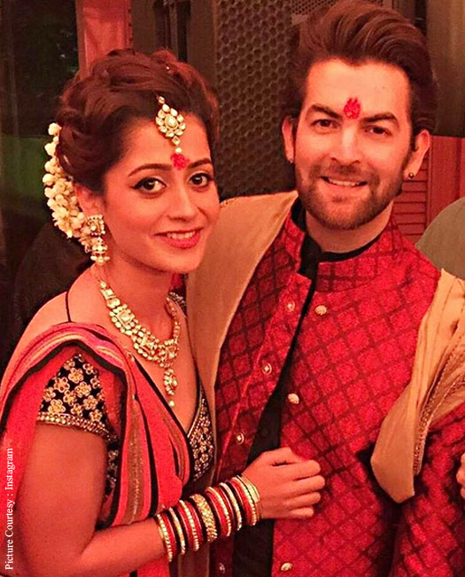 Wedding bells for Neil Nitin Mukesh