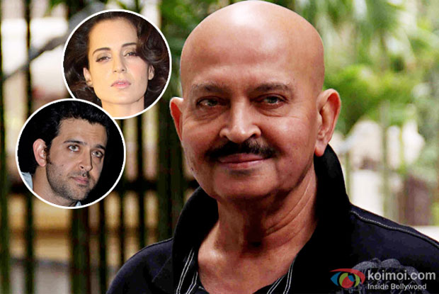 Will comment at right time: Rakesh Roshan on Kangana's poser