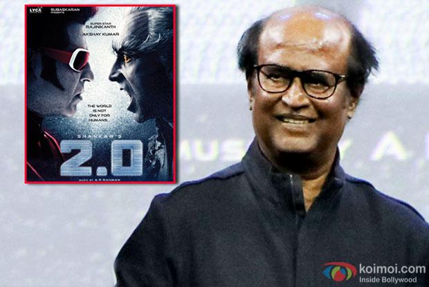 '2.o' prestigious film for Indian cinema: Rajinikanth