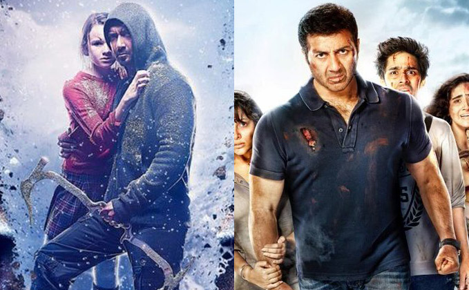 Box Office - Shivaay goes past Ghayal Once Again lifetime in 4 days