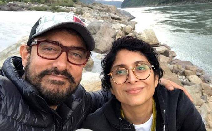 Aamir Khan, wife vacationing in Arunachal Pradesh