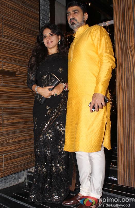 Aamir Khan's Diwali celebration
