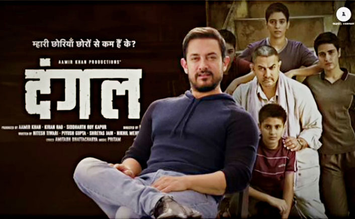 Aamir's Dangal Track Hanikarak To Be Out On 12th November