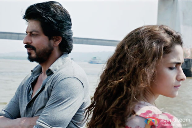 Ae Zindagi Gale Laga Le Song - Dear Zindagi | Alia Bhatt And Shah Rukh Khan