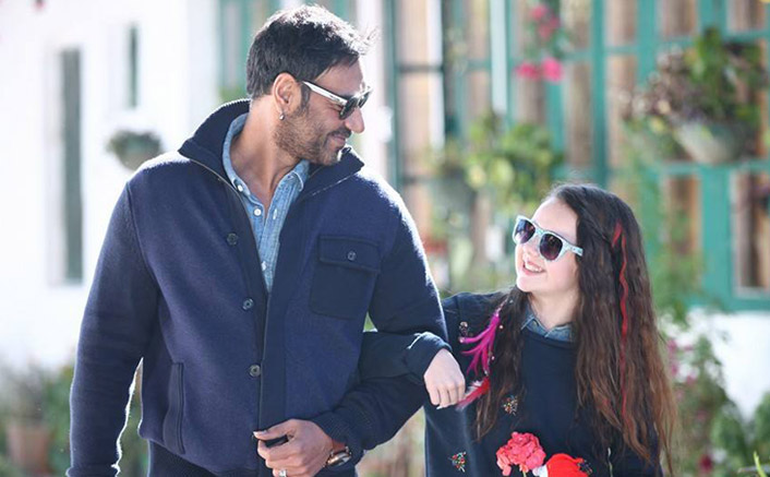 Ajay's Shivaay Remains Steady On Its 1st Thursday At The Box Office