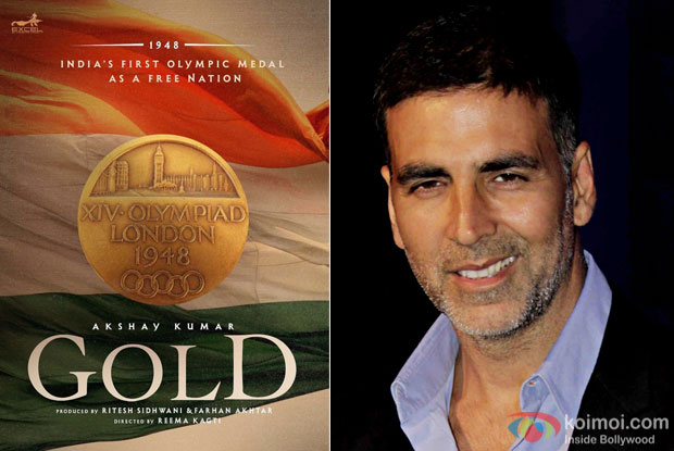 Akshay Kumar Starrer Gold To Have Fictional Take On 1948 Olympics