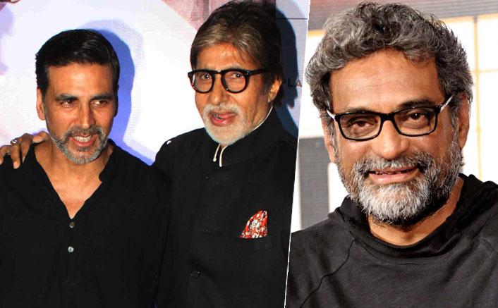 Akshay Kumar & Amitabh Bachchan Teaming Up For Balki's Next?