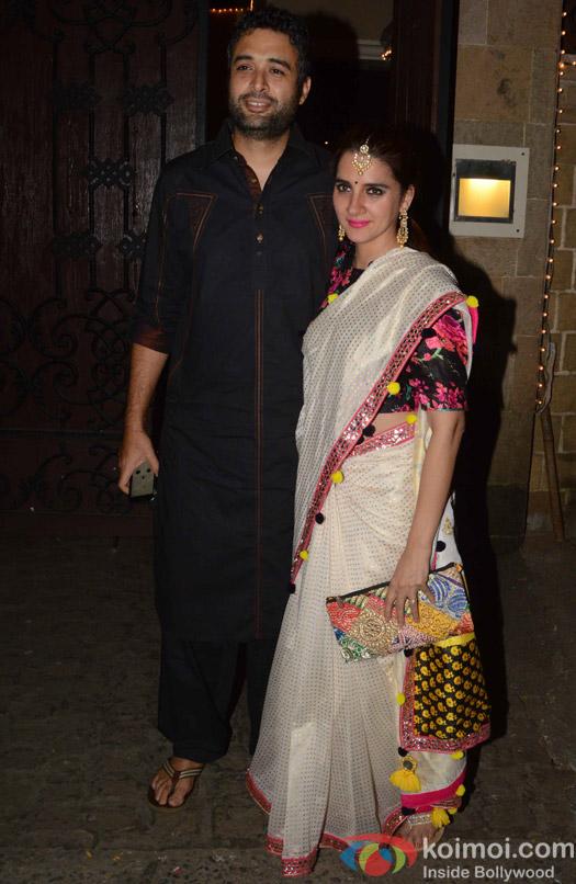 Anil Kapoor's Diwali celebrations
