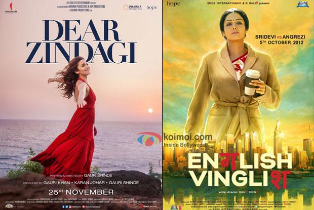 Box Office - Dear Zindagi and English Vinglish - How the two films compare after 5 days
