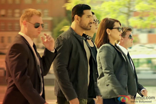 Box Office - Force 2 - Weekend collections