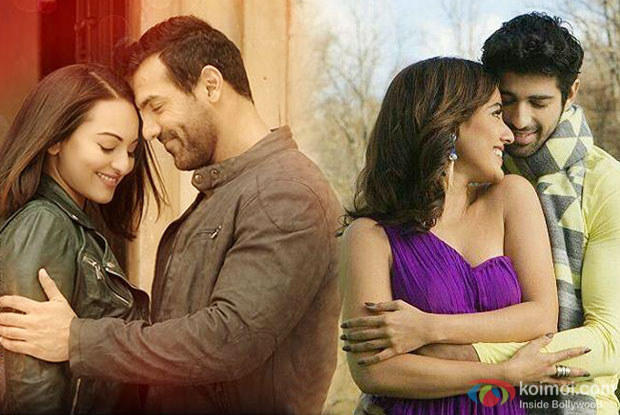Box Office Occupancy : Force 2 And Tum Bin 2