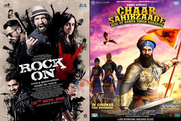 Rock On 2 Chaar Sahibzaade Rise Of Banda Singh Bahadur Box